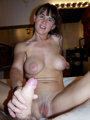Gorgeous amateur older women