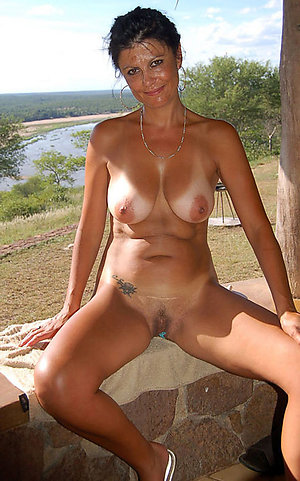First-timer slutty mature women