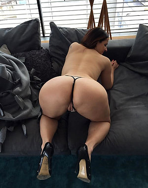 Big bubble butt mature pics