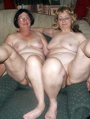 Inexperienced mature lesbian amateur pics