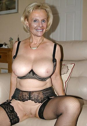 Lovely sexy mature womens lingerie photos