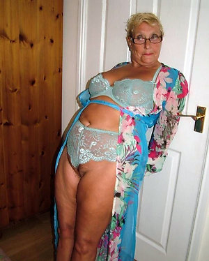 Favorite hot mature womens lingerie gallery