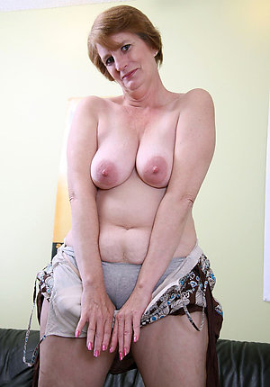 Handsome older lady nipples pictures