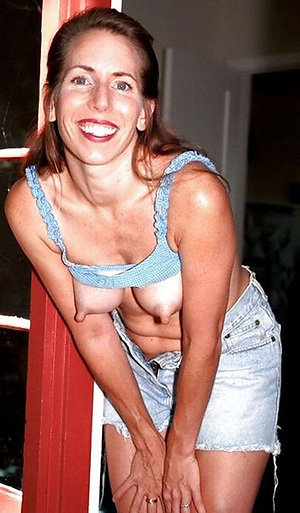 Best pics of long nipple mature milf