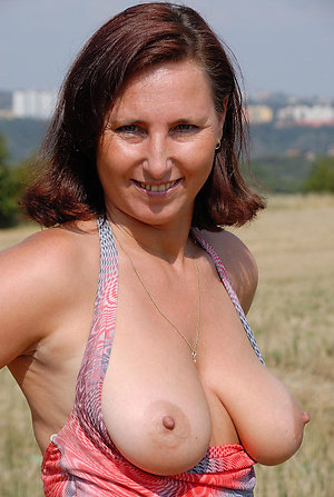 Xxx nude old women in the outdoors