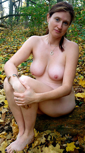 Amateur pics of outdoor mature nudes