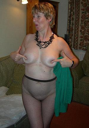 Cute hot mature women wearing pantyhose