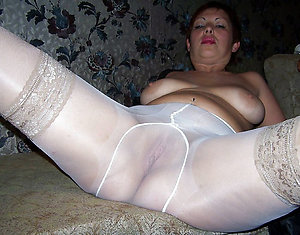 Porn pics of matures in pantyhose