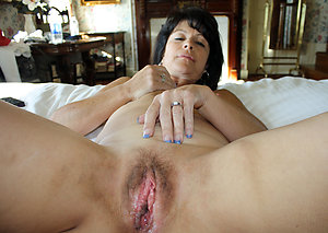 Best pics of mature shaved pussy