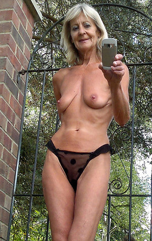 Selfshot real horny mature moms