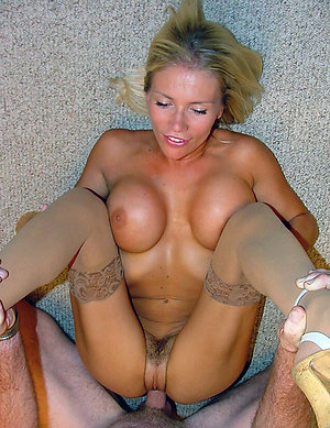 Horny Alexis mature amature sex