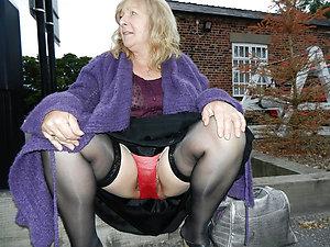 Crazy mature mature women panties