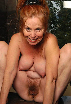 Naked sexy mature redheads amateur pics