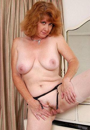 Pretty hot nude redhead women love porn