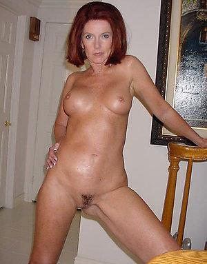 Lovely petite redhead milf sex photos