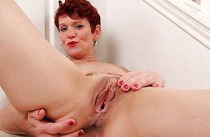 Porn pics of sexy mature redhead milf