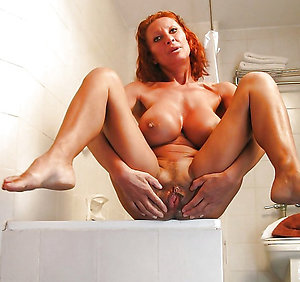 Xxx beautiful redheaded mature women