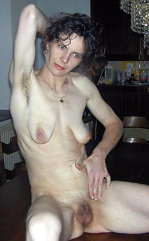 Slutty skinny mature naked pics