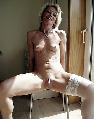Favorite mature skinny nudes