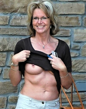 Homemade mature women with small tits