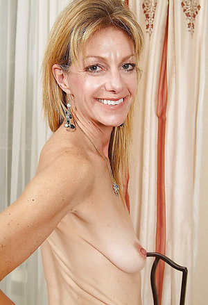 Best old women with small tits