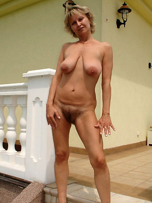 Handsome mature women with big tits