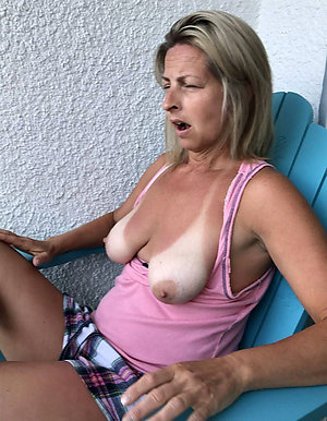 Best pics of old lady tits xxx