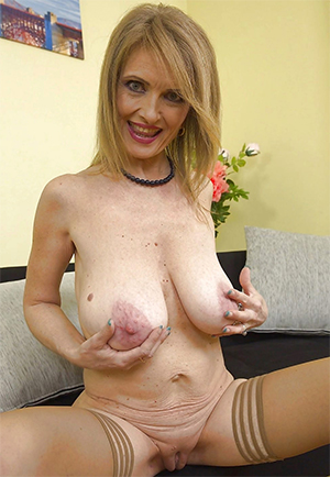 Italian Mature Big Tits
