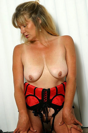 Amazing mature wife tits photos