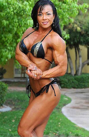 Slutty mature female muscle pics