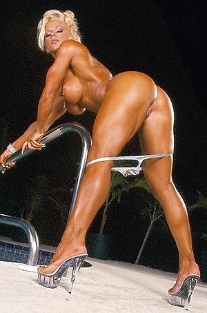 Xxx amateur mature female muscle pics