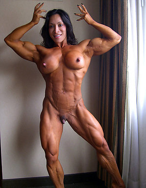 Magnificent Amateur muscle mature nude suggest