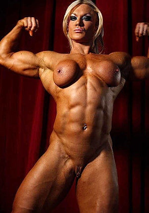 Wonderful muscle mature porn pics