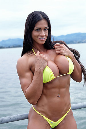 Beauties muscle women xxx photo