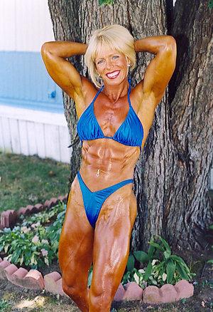 Beauties muscle slut porn photo