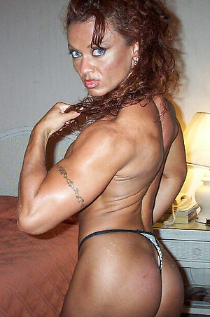 Naked female muscle sluts pictures
