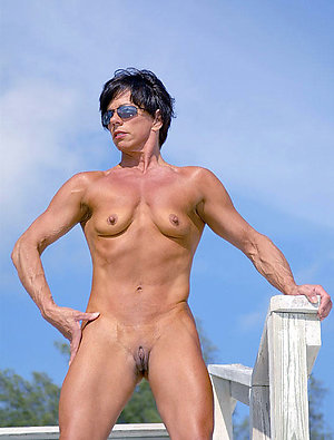 Perfect hot mature muscle pictures
