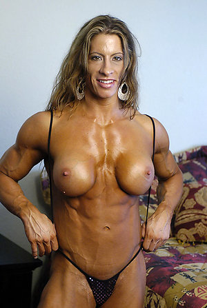 Porn pics of muscle mature women