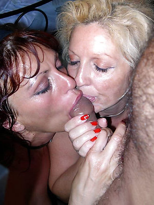 Free mature women threesome pics
