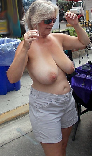 Homemade granny wants sex amateur