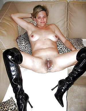 Handsome mature pussy creampie porn