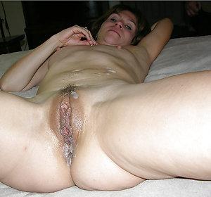 Real private mature porn creampie