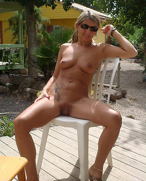 Favorite beautiful nude women outdoors