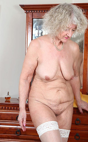 Nude old hairy women pictures