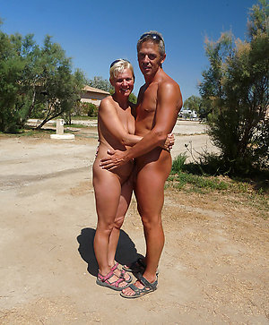 Naked mature nudist couples xxx