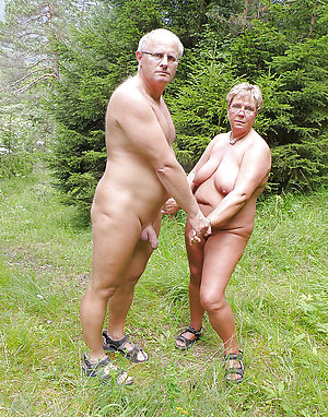 Inexperienced nude mature couples