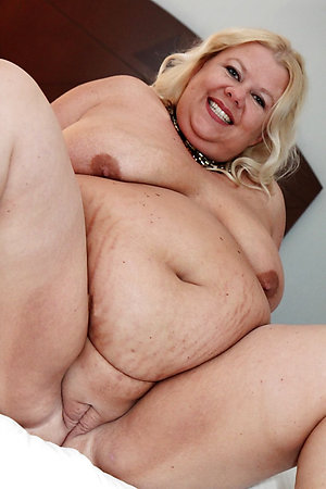 Favorite fat mature women