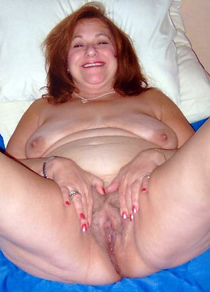 Lovely old bbw pussy pics