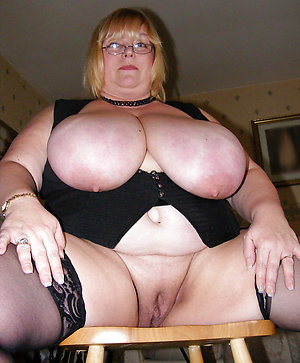 Sweet fat mature wives