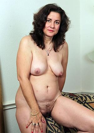 Nice fat mature women nude